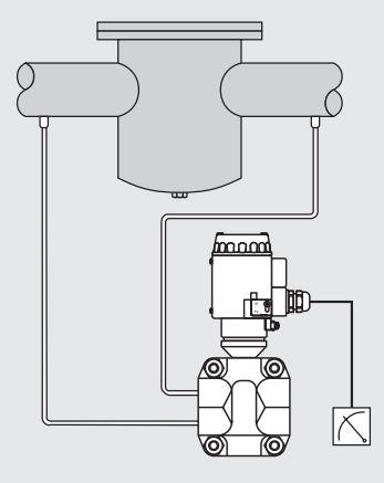 کاربرد های ترانسمیتر اختلاف فشار اندرس هاوزر مدل PMD230